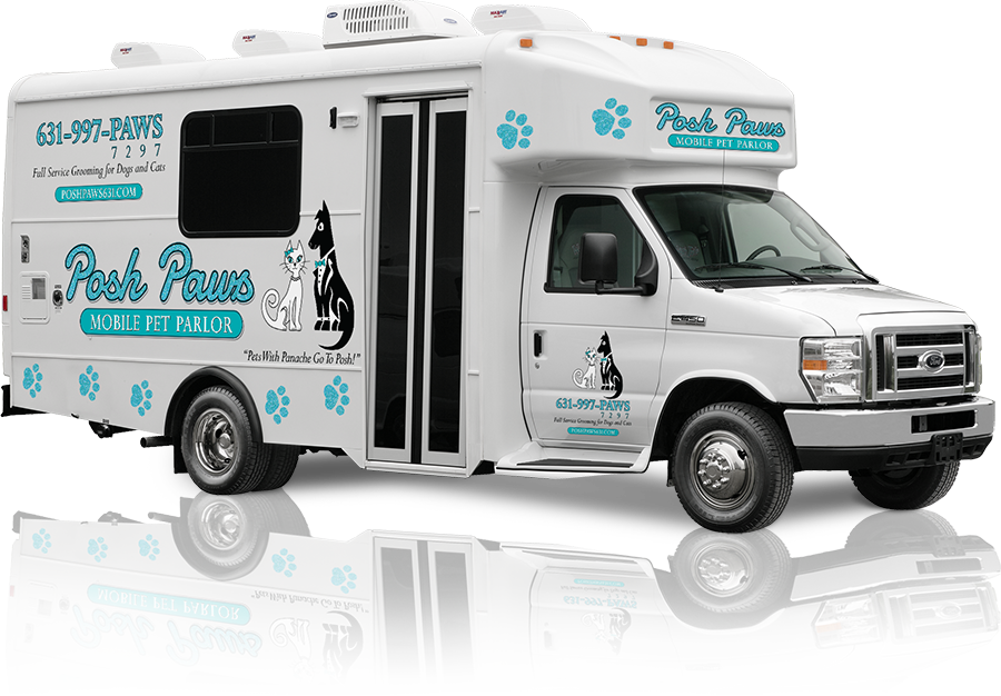 Incredible Services Posh Paws Mobile Pet Parlor Home Interior And Landscaping Analalmasignezvosmurscom